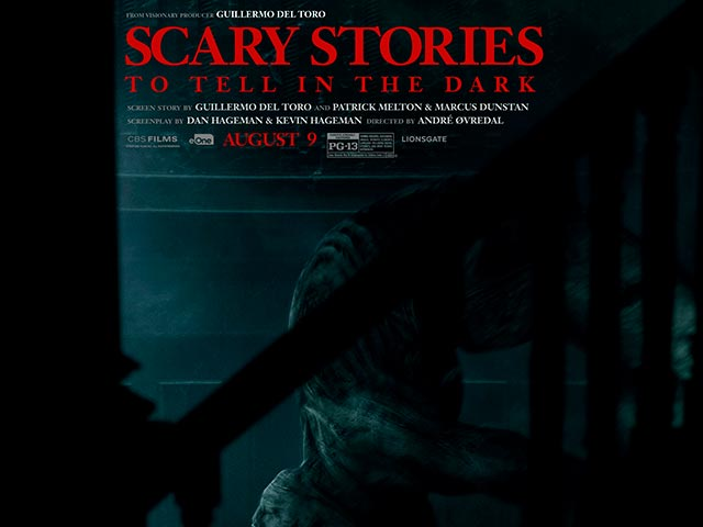 'Scary stories to tell in the dark' demuestra gran éxito en Estados Unidos