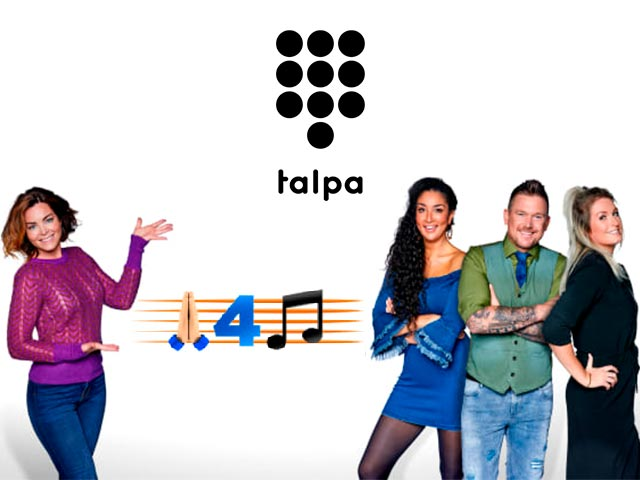 Talpa lanza 'Thank You for the Music'