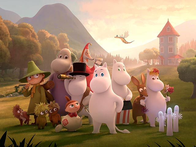 WildBrain manejará Moominvalley en YouTube
